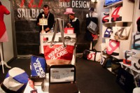 Stand 727 sailbags on the Mets 2016 - 2