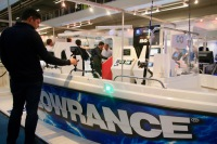 Stand Lowrance sur le Mets 2016